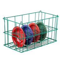 """15 Compartment Soup Bowl Catering Rack for Bowls up to 9 1/4"""""""