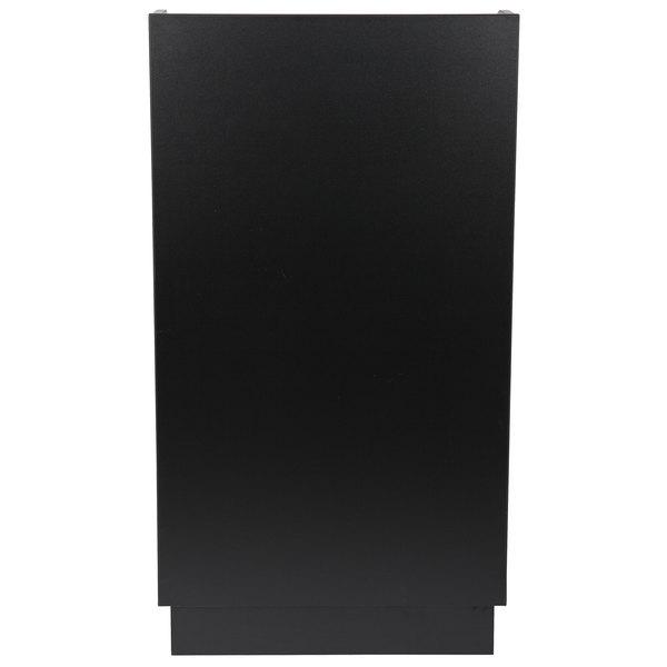 Black Host Station / Host Podium
