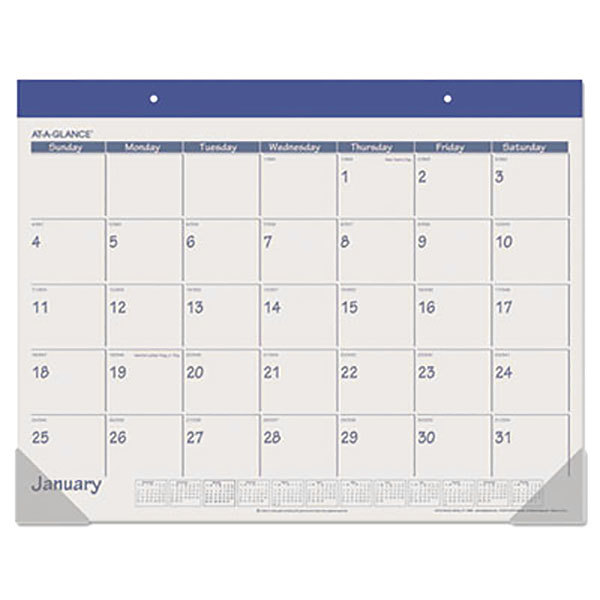 At-A-Glance SK2517 22\ - december monthly calender