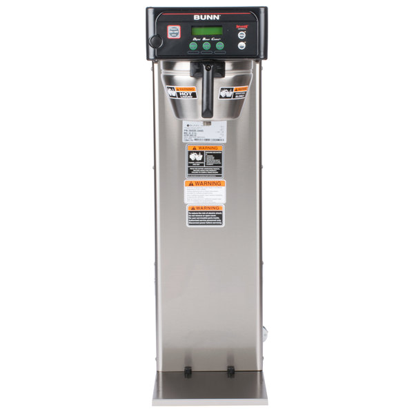 Bunn 366000005 BrewWISE ICB-DV Stainless Steel Infusion Tall Coffee