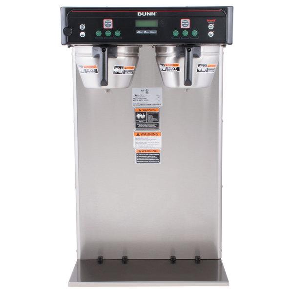 Bunn 376000011 BrewWISE ICB-TWIN Tall Dual Infusion Series Coffee