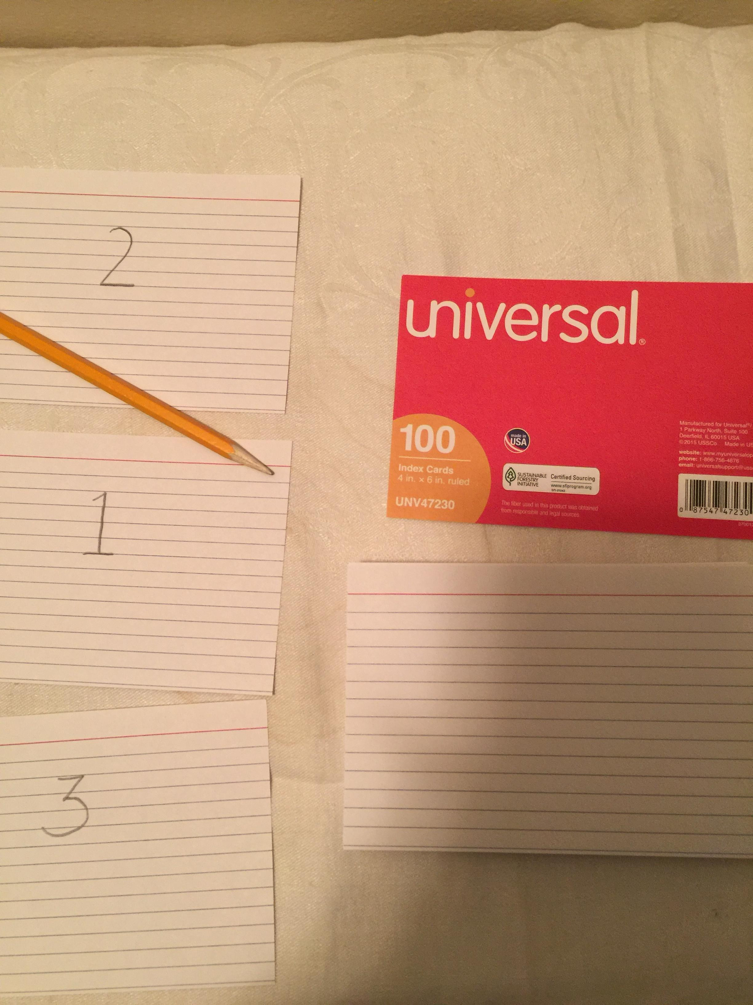 Note Card Cafe Coupon Universal Unv47230 4