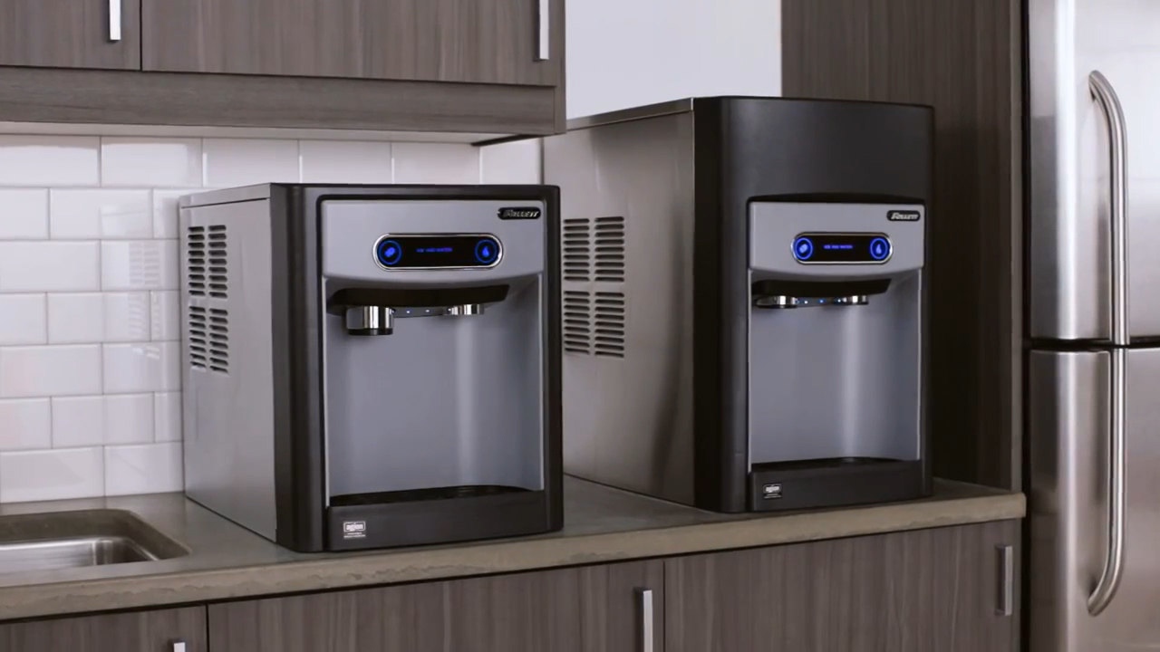 Follett 7 15 Series Water And Ice Dispensers Video Webstaurantstore