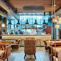 Restaurant Color Schemes   Restaurant Color Ideas