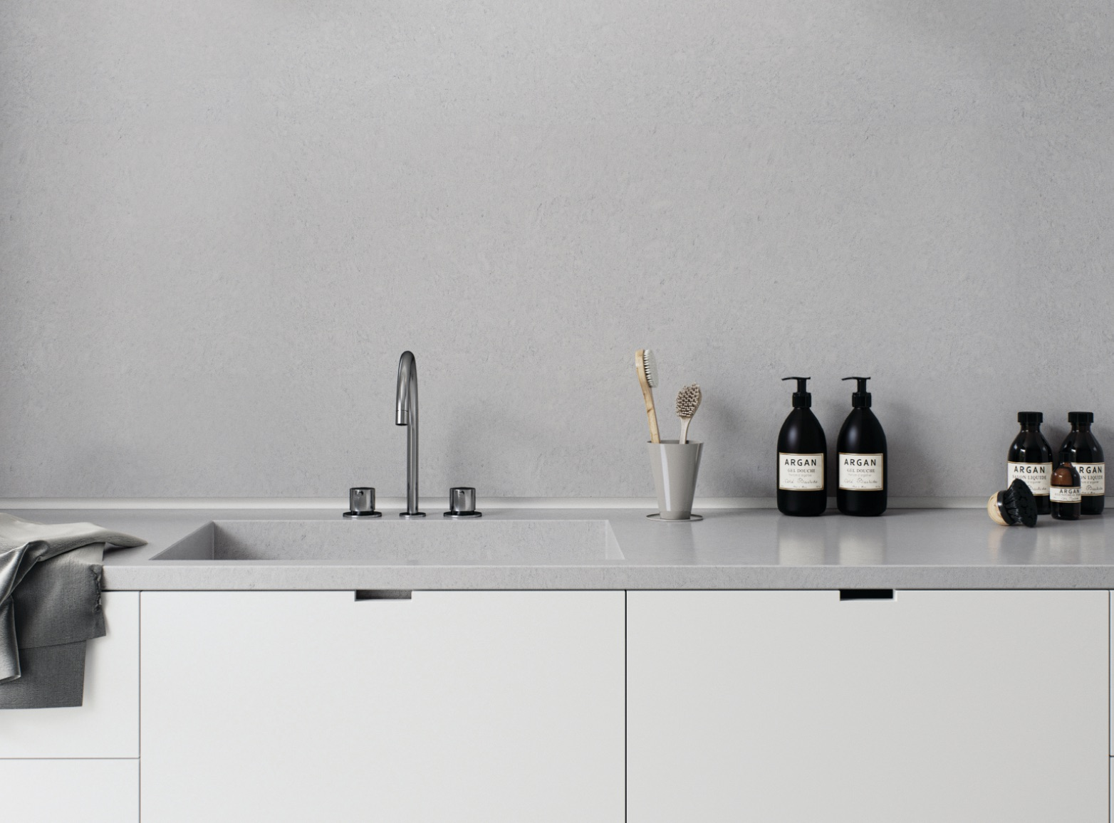 Caesarstone Releases Four New Modern Industrial Finishes Canadian Interiors