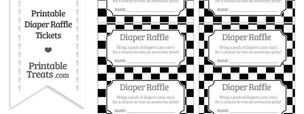 raffle tickets paper