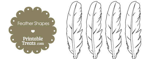 feathers template - Towerssconstruction