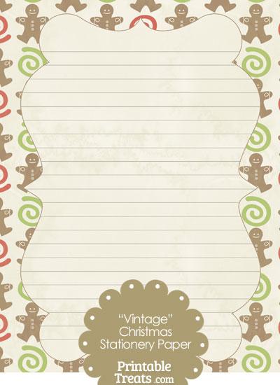 Printable Vintage Writing Paper wwwpicswe