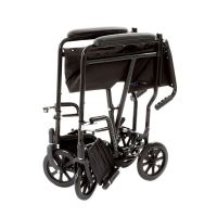 Steel Transport Chair by Silver Spring | Discount Ramps