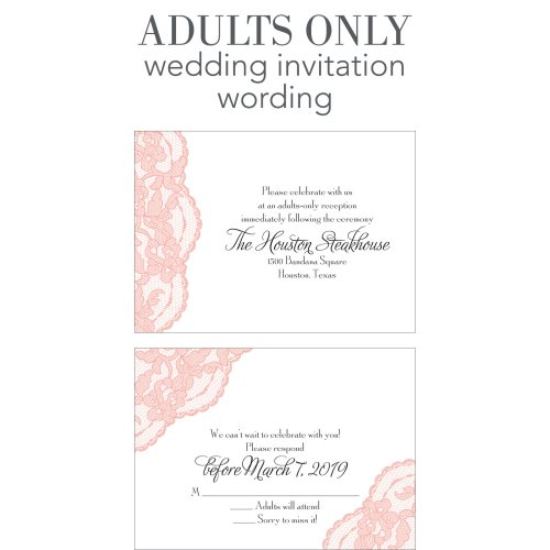 Medium Crop Of Wedding Reception Invitation Wording
