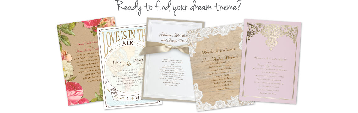 Save the Date Wording Invitations by Dawn