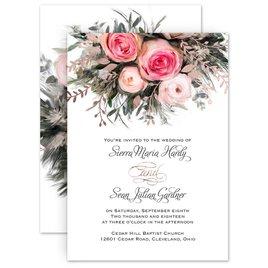 Glam Fall Background Wallpaper Wedding Invitations Wedding Invitation Cards