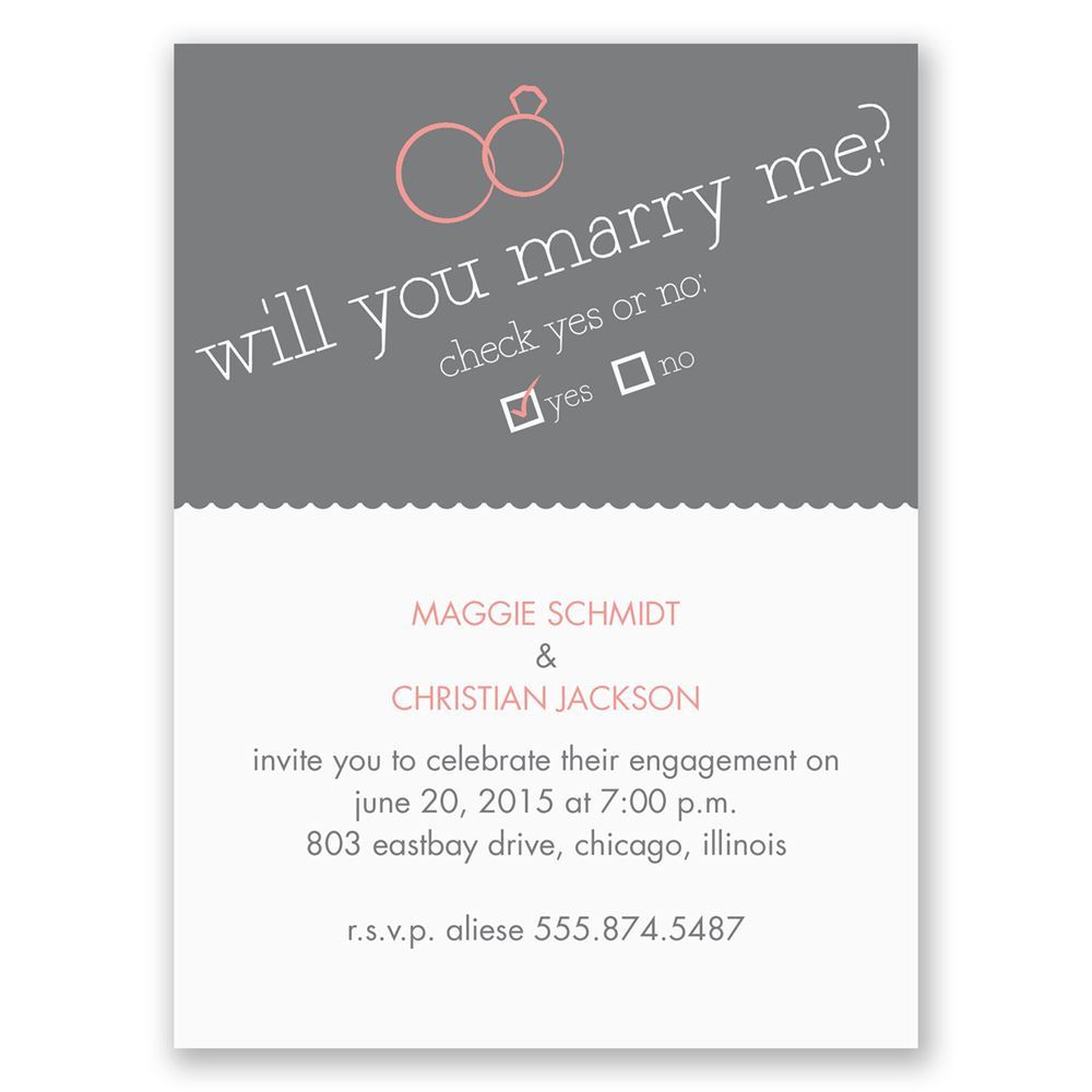 Fullsize Of Engagement Party Invitations