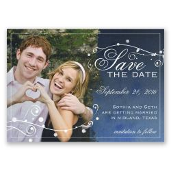 Small Crop Of Save The Dates Magnets