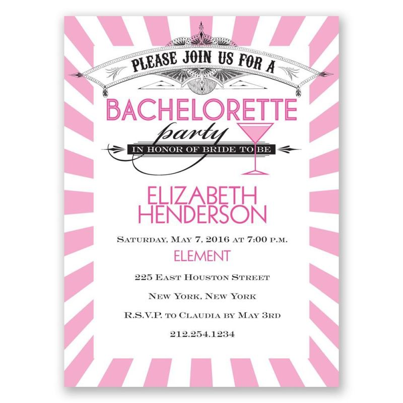 Large Of Bachelorette Party Invitations