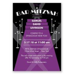 Small Crop Of Bar Mitzvah Invitations