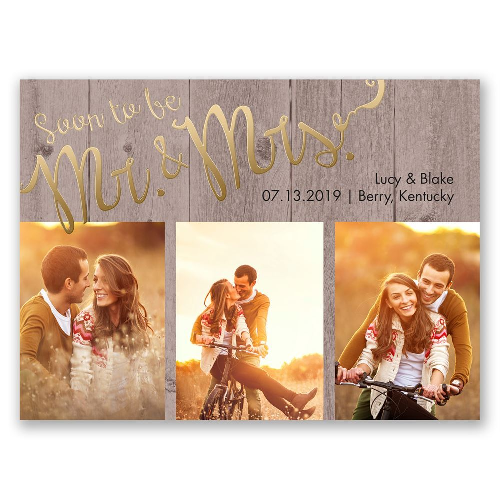Fulgurant Soon To Marry Foil Save Date Card Rustic Save Dates Invitations By Dawn Cheap Save Date Magnets No Photo Save Date Magnets Cheap Walmart art Save The Date Magnets Cheap