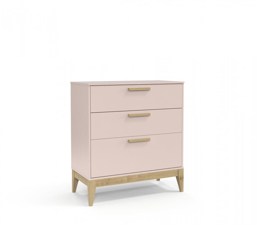 Commode Rose Commode Nature Natural Matic Móveis