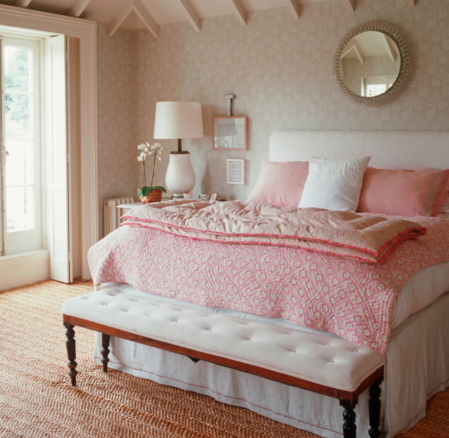 Poltrona In Velluto Rosa Antico Isabel Homeplaneur Stunning Camera Da Letto Rosa Antico Photos - Home