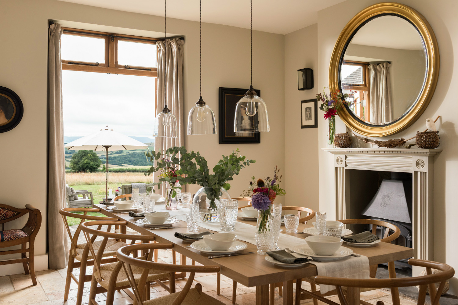 Cucina Cottage Inglese Cottage Inghilterra Alchemy Hill Westwing Magazine