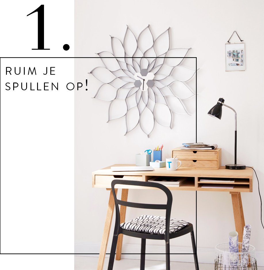 Feng Shu 8 Tips Voor Je Feng Shui Home Office Westwing Magazine