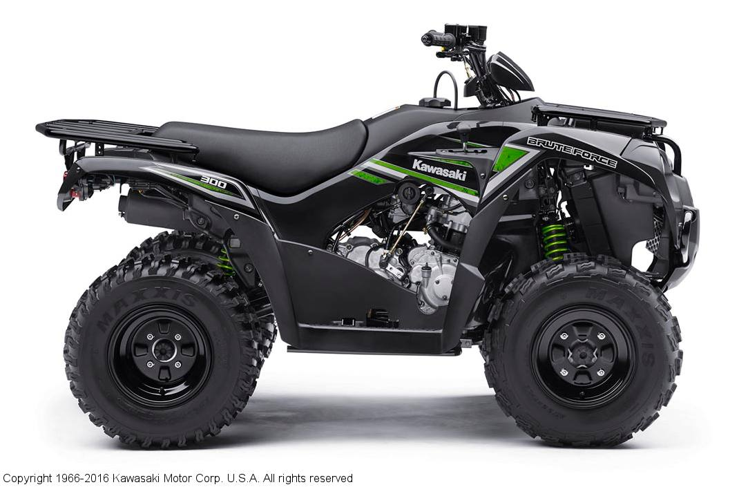 2016 Kawasaki Brute Force 300 for sale in Detroit Lakes, MN Seaberg