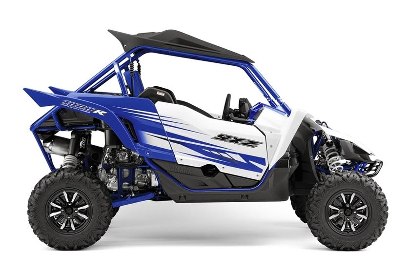 2016 Yamaha YXZ1000R - Racing Blue/White w/Suntop for sale in