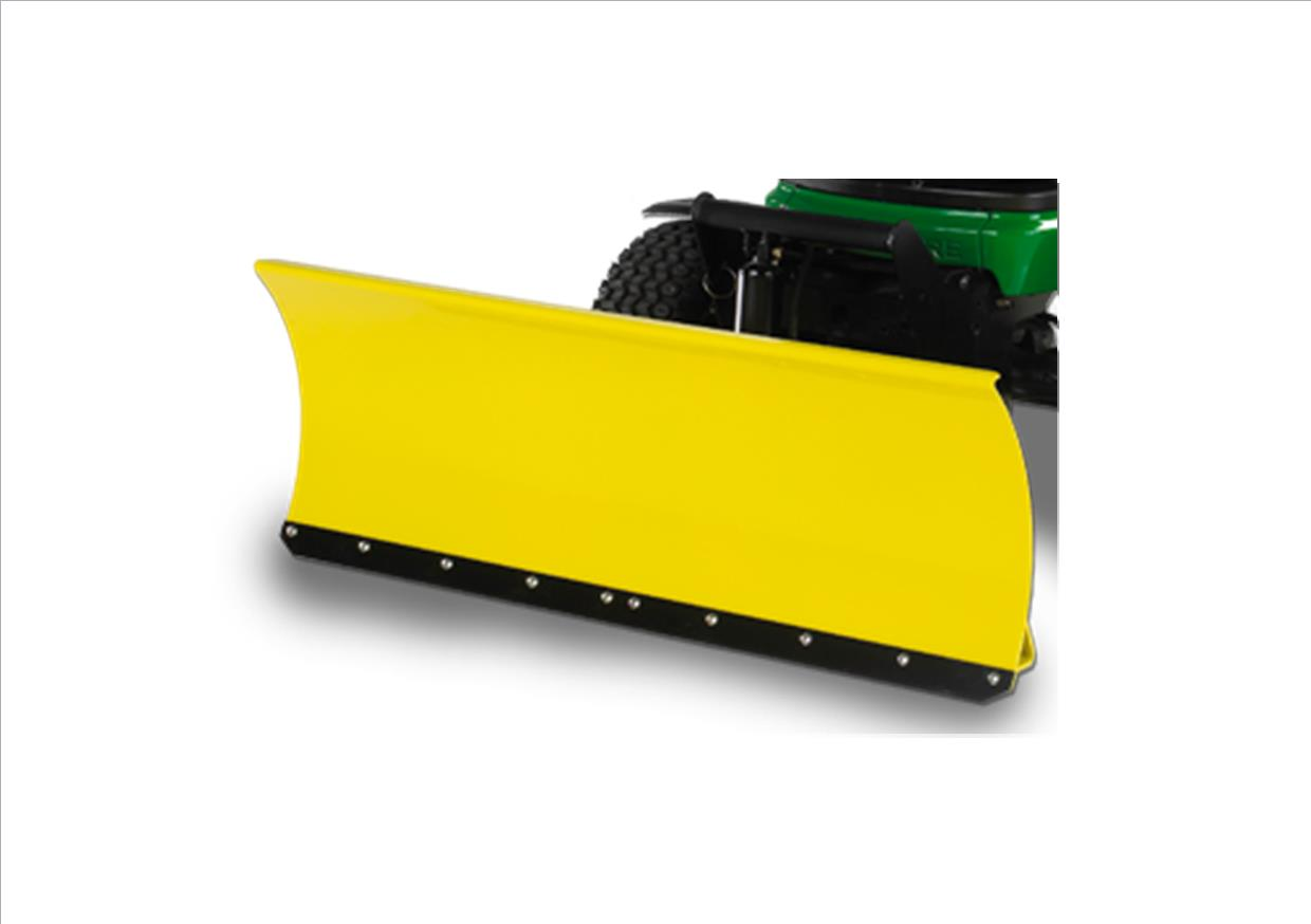 John Deere Snow Plow John Deere Front Blade And Snow Blower Attachments 54
