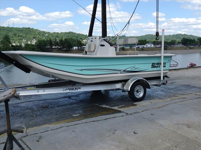 2016 Carolina Skiff DLX 17 for sale in Charleston, WV Charleston