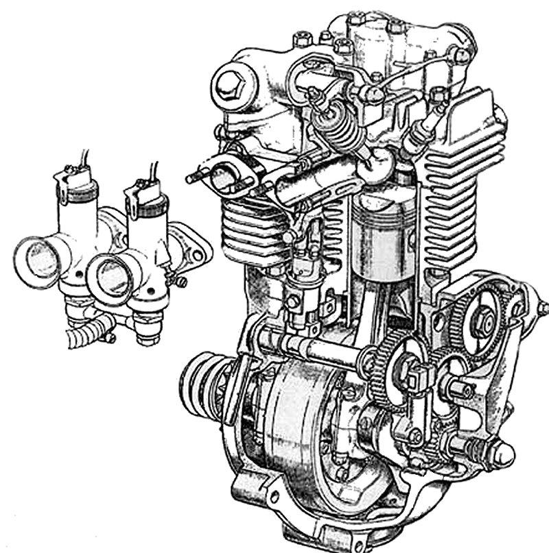 triumph tiger 800 engine diagram