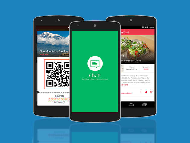 6 Professionally-Designed Android App Templates StackSocial