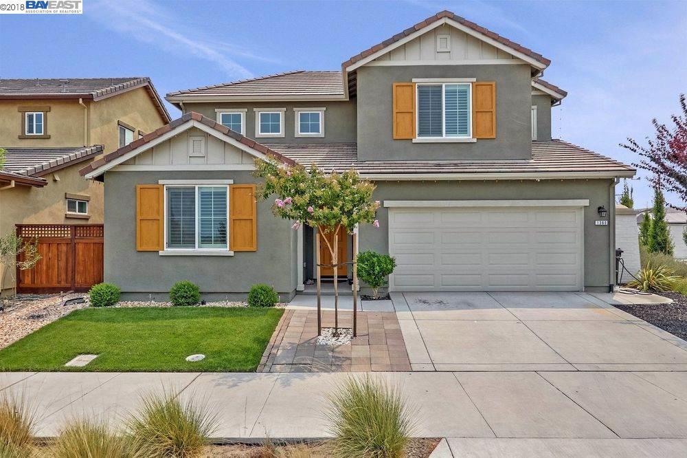 1360 Academy Dr, Lathrop, CA, 95330 - 4 Beds 3 Baths (Sold