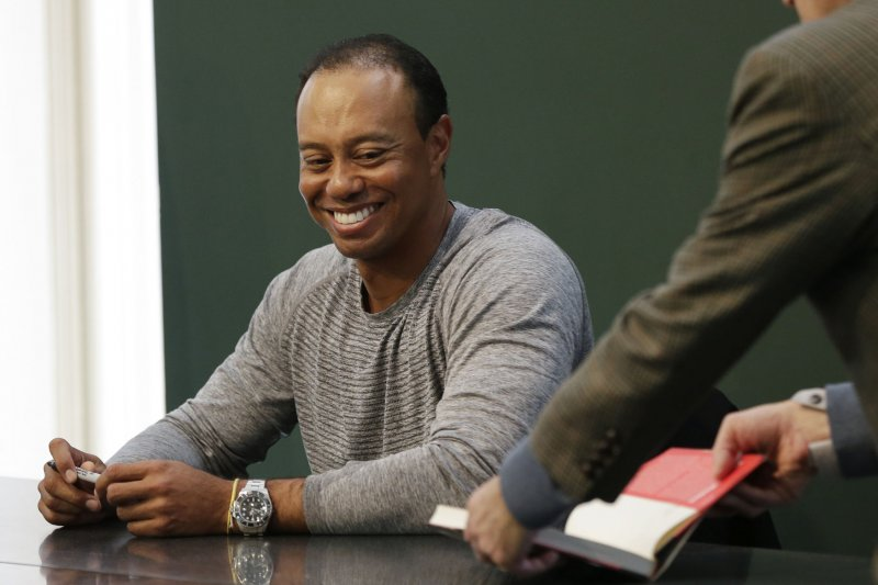 news tiger woods win today