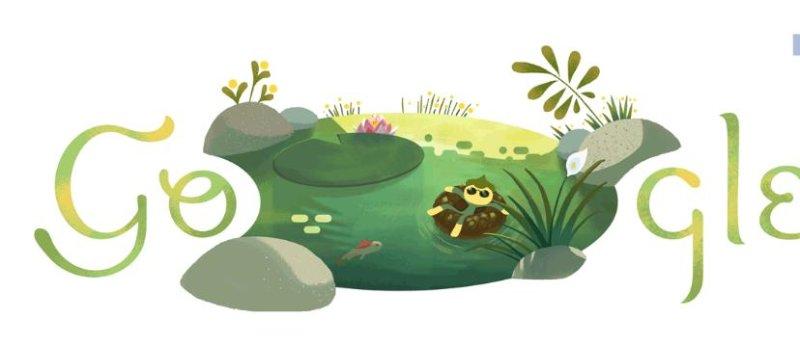 Google welcomes the summer solstice in new Doodle - UPI