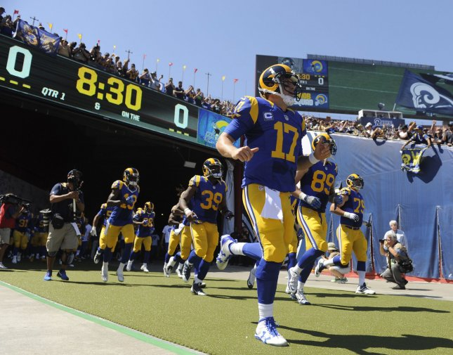 Los Angeles Rams Top free agency, NFL draft needs for 2017 - UPI