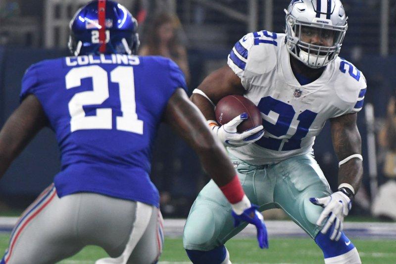 Dallas Cowboys\u0027 Ezekiel Elliott tops Week 2 running back rankings