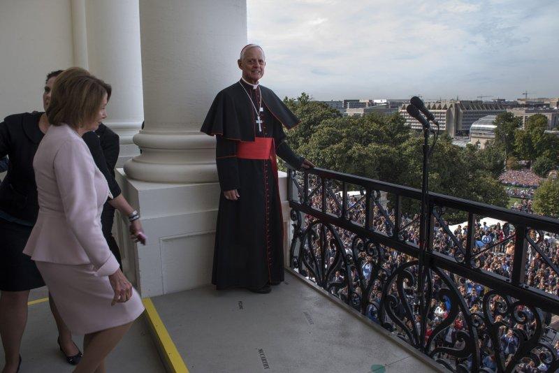 Pope Francis accepts resignation of US Catholic Cardinal Donald