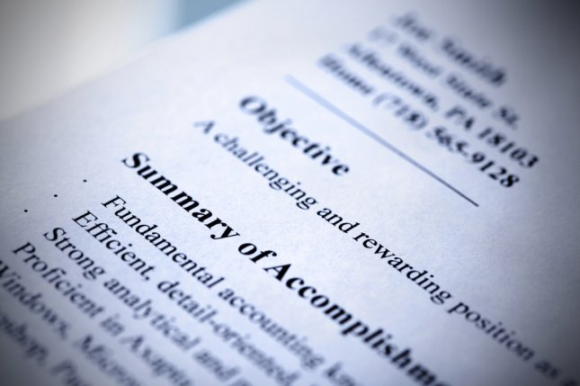 Typographers Fonts matter on resumes - UPI - font to use for resume