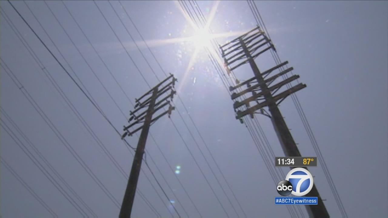 Conserve Electricity Ladwp Urges Public To Conserve Electricity During Heat Wave