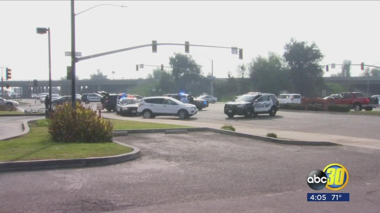 Bicyclist Dies After Being Hit By Car In Central Fresno