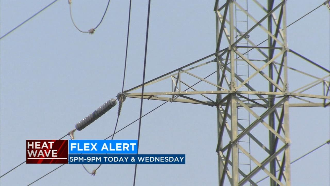 Conserve Electricity High Temps Have State Officials Issuing Flex Alert To Help Conserve Power