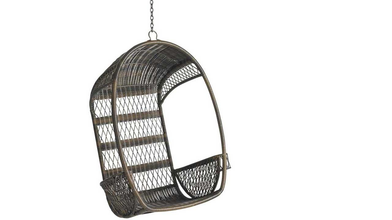 Pier 1 Imports Recalls Swingasan Chairs And Stands Due To