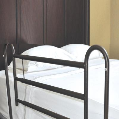 Drive Home Style Tool-Free Adjustable Length Bed Rail ...