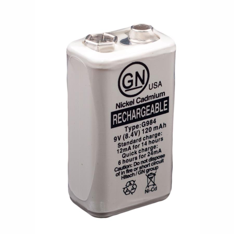9 Volt Batterie Pain Management 9 Volt Rechargeable Battery