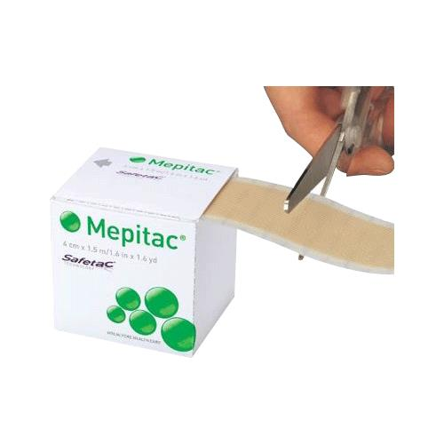 Buy Molnlycke Mepitac Soft Silicone Tape Safetac Technology - Siliconen Tape