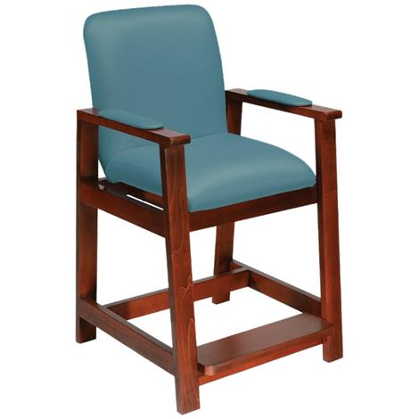 Drive Deluxe Hip High Wood Frame Chair Medical Chairs
