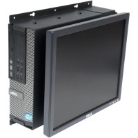 Rack Solutions Dell Optiplex 790 SFF Wall Mount - Fixed ...