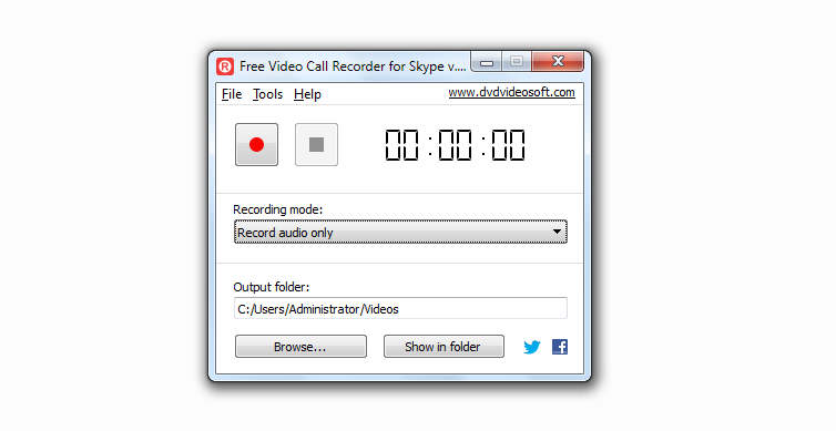 How To Record Skype Calls (For Free) Ubergizmo - Record Skype Video Calls