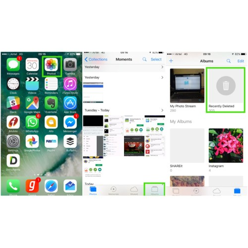 Medium Crop Of How To Mass Delete Photos From Iphone