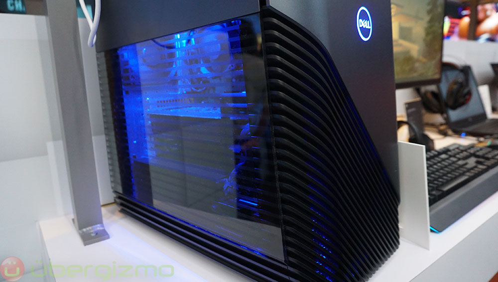 Intel Graphics Dell Inspiron Gaming Desktop 5680 Promises Vr-ready